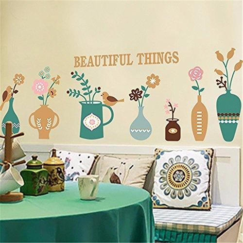 Belle Armoire (Lepapier peint auto-adhésif de chambre à coucher d'armoire de cuisine defond de salonpeut être enlevé les beaux et commodes autocollants décoratifs de mur, 60 * 90CM)