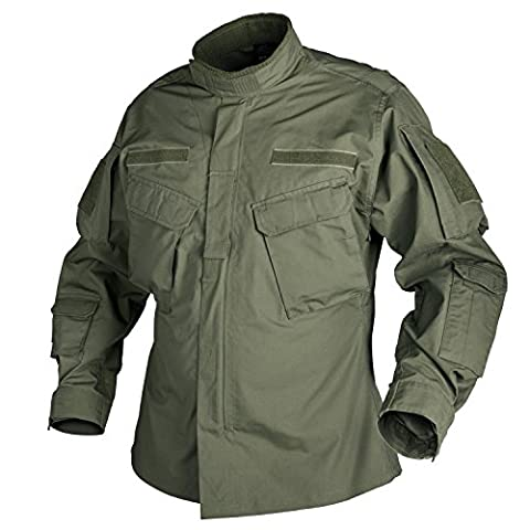 Helikon CPU Chemise Polycoton Ripstop Olive Taille XXL