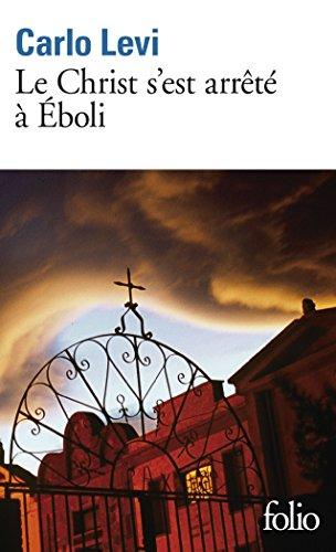 Le Christ s'est arrêté à Éboli par Carlo Levi
