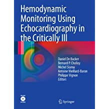 Hemodynamic Monitoring Using Echocardiography in the Critically Ill