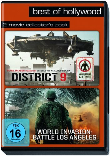 Best of Hollywood - 2 Movie Collector's Pack: District 9 / World Invasion:Battle L. A. [2 DVDs]