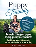 #9: Puppy Training: Learn to train your puppy or dog quickly & effectively
