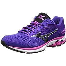 Mizuno Wave Rider 20 (W), Zapatillas De Running para Mujer
