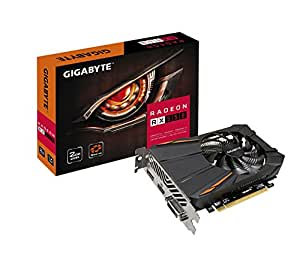 Gigabyte Radeon RX 550 D5 2GB Graphic Cards GV-RX550D5-2GD