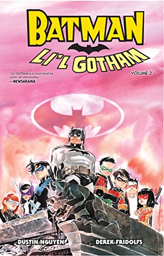 Batman: Li'l Gotham Volume 2 TP