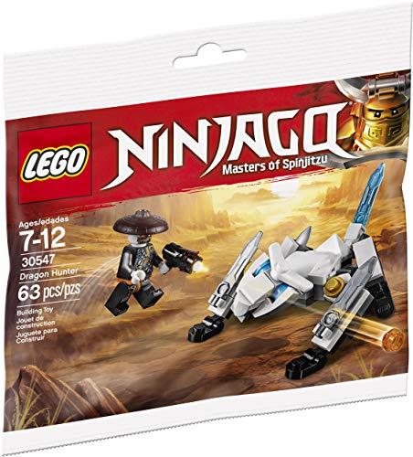 Lego Ninjago 30547 Drache Jäger Drachenjäger Dragonhunter Polybag Neu OVP