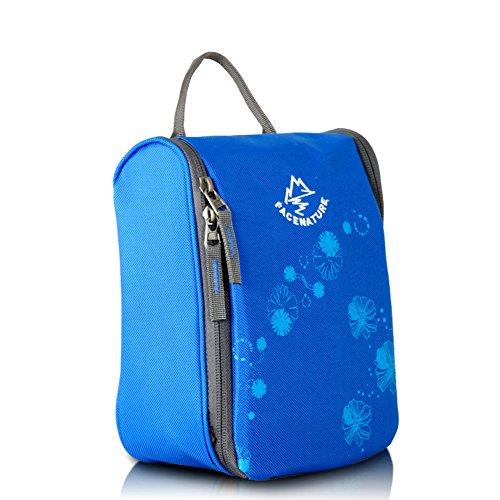 Set di amenità all'aperto/ deposito di borsa portatile/ amanti viaggi wash bag-blu blu