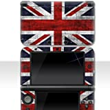 "Nintendo NEW 3DS XL Skin "" UK FLAG "" Aufkleber"