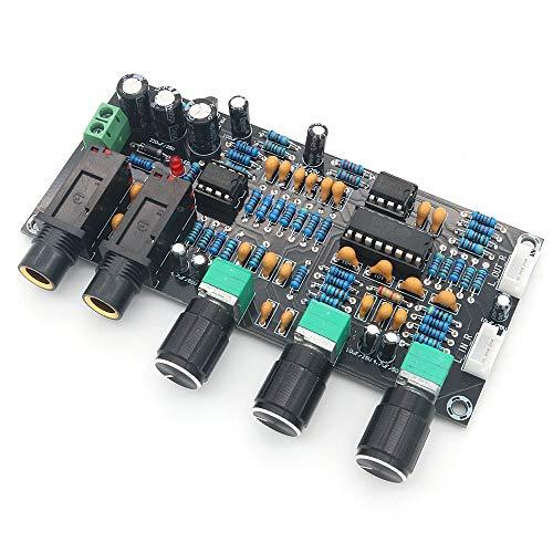 DollaTek XH-M273 PT2399 Digital Mikrofon Verstärkerplatine Reverb Karaoke OK Reverb Verstärker NE5532 Vorverstärker Tone Board