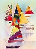 Bauhaus 2019: Großer Kunstkalender. Hochwertiger Wandkalender mit Meisterwerken des Bauhaus Stils. Kunst Gallery Format: 48 x 64 cm, Foliendeckblatt