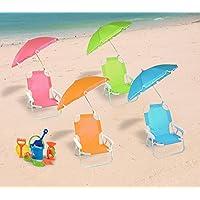 2576 Silla plegable para niños con sombrilla de protección ...