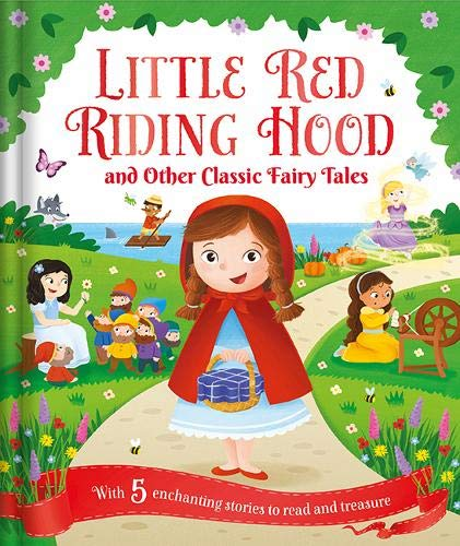 Little Red Riding Hood and Other Classic Fairy Tales (Young Story Time 4)