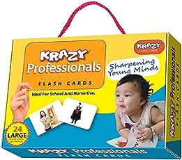 Krazy Professionals - Flash Cards