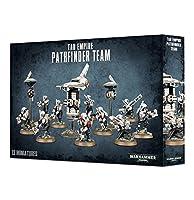 "Games Workshop 99120113061 Tau Empire Pathfinder Team - Warhammer 40,000"" Game by Games Workshop"