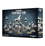 Games Workshop 99120113061 Tau Empire Pathfinder Team – Warhammer 101.600 cm Spiel