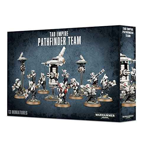 Games Workshop 99120113061 - Juego de Warhammer 40.000, Imperio Tau, E