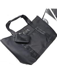 Ted Lapidus [G8562] - Sac shopping 'Ted lapidus' noir
