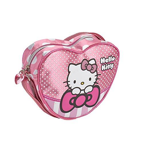 Hello Kitty - 45646 - Sac à Main Cœur