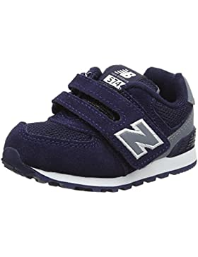 New Balance Unisex-Kinder Kv574cwi M Hook and Loop Sneakers