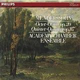 Mendelssohn: Octet; Quintet in B flat