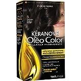 Kéranove Oléo Color Coloration 3 Châtain Foncé Secret 0,20 kg