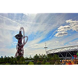 ArcelorMittal Orbit Photograph an 18