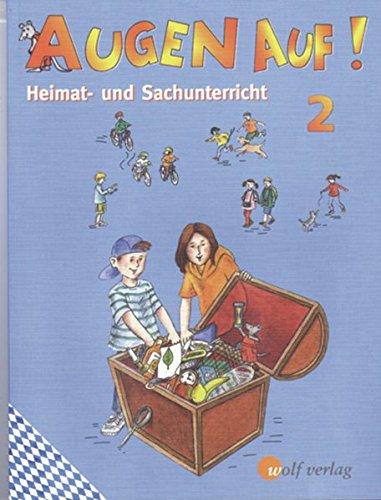 Augen auf! HSU - Ausgabe für Grundschulen in Bayern: Schülerbuch 2