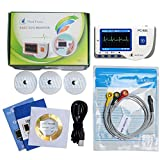 Heal Force PC-80A Wireless Bluetooth Household Heart ECG Monitor CE Approved