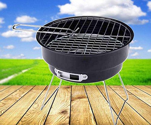 Klappbaren Tragbaren Grill Charcoal Picknickhaushaltsofen Grill Kohlen