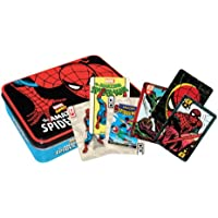 Spiderman Playing Card Tin