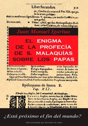 El Enigma De Las Profecias De San Malaquías Sobre Los Papas