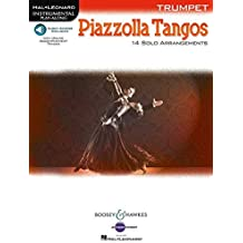 Piazzolla Tangos - 14 Solo Arrangements - Trumpet - Edition with Online Audio --- Trompette solo