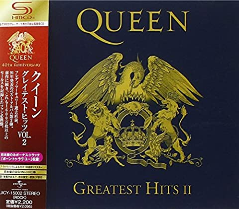 Queen Greatest Hits 2 - Vol.2-Greatest Hits [Shm-CD] [Import