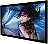 Lumene Movie Palace Premium 270C 120' 16:9 Noir écran de projection - Écrans de projection (Manuel, 3,05 m (120'), 2,7 m, 152 cm, 16:9, Noir)