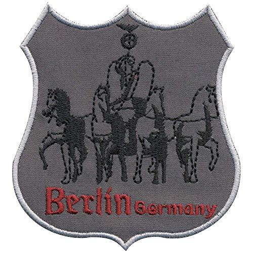 Parche-Berlín Alemania-Talla aprox. 8cm