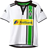 Kappa Kinder Trikot BMG Home Kids Short Sleeve Interlock, 001 White, 152, 402200J