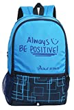 #1: POLE STAR Hero Polyester 32L Sky & Navy Blue Casual Backpack