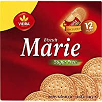 Vieiraobleas de azúcar sin Maria 12 Paquete ...