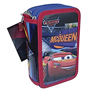 Copywrite Cars 3 Plumier Triple