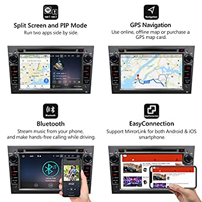 eonon-GA9154B-Android-8-fit-Opel-Antara-Astra-Corsa-Vectra-Zafira-178cm-7-Touchscreen-Indash-Car-Digital-Audio-Video-Stereo-Autoradio-DVD-GPS-Bluetooth-USB-SD-FM-AM-RDS-Headunit-Grau