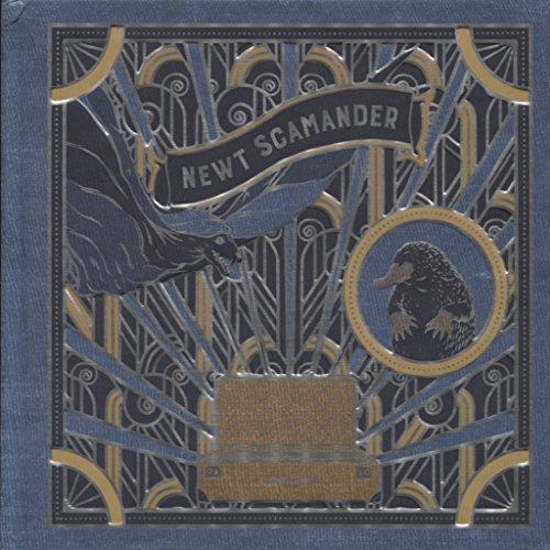 J.K. Rowling's Wizarding World: Newt Scamander. Un álbum de la película por Rick Barba