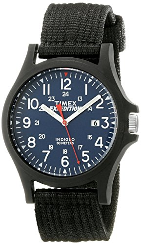Timex TW4999900 Expedition Acadia Analog Watch For Unisex