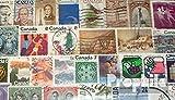 Prophila Collection Kanada 100 verschiedene Marken (Briefmarken für Sammler)