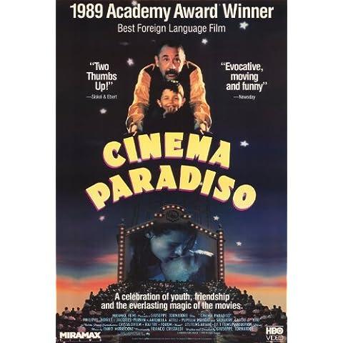 Cinema Paradiso 27 x 40 Movie Poster - Style B
