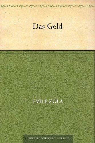 Das Geld (Kostenlose Bücher Geld)
