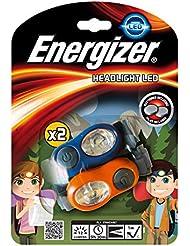 Energizer Kids Headlight Twin Pack - Linterna (Múltiple, Acrílico/Plástico, 34 g, 64.3 x 33.3 x 21.6 mm)
