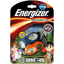 Energizer Kids Headlight Twin Pack - Linterna (Múltiple, Acrílico/Plástico, 34 g, 64.3 x 33.3 x 21.6 mm)