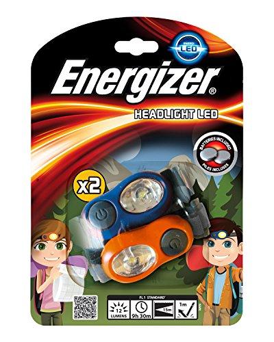 Energizer Kids Headlight Twin Pack - Linterna Múltiple