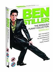 Ben Stiller - The Seriously Funny Collection [DVD]