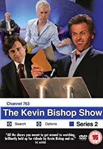 The Kevin Bishop Show - Series 2 [DVD]